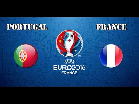 Portugal vs France Euro 2016 Live Match Streaming : Highlights & Discussion Chat
