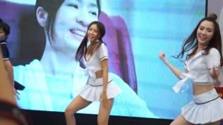 105/9/17日台南新天地富士按摩椅-SG熱舞表演3