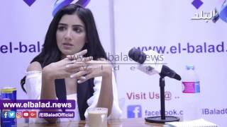 بالفيديو.. مي عمر: شخصية «ناصر الدسوقي» منتشرة في الشارع المصري