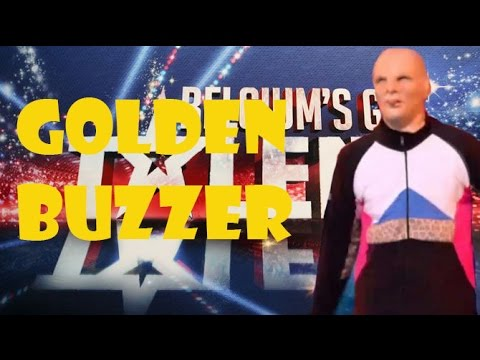 Baba Yega - Best Golden Buzzer Act In Belgium's Got Talent