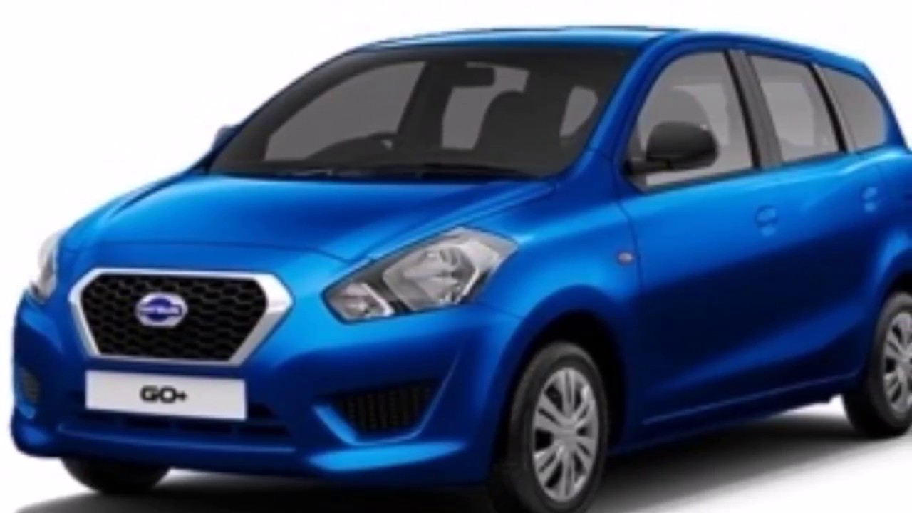 Datsun Go Plus Diesel 2017 Detailes Of Specification Price Interiors