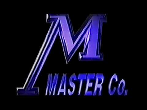 Компания Мастер (v2) (Master Co. v2 Logo) (VHS, 50fps)