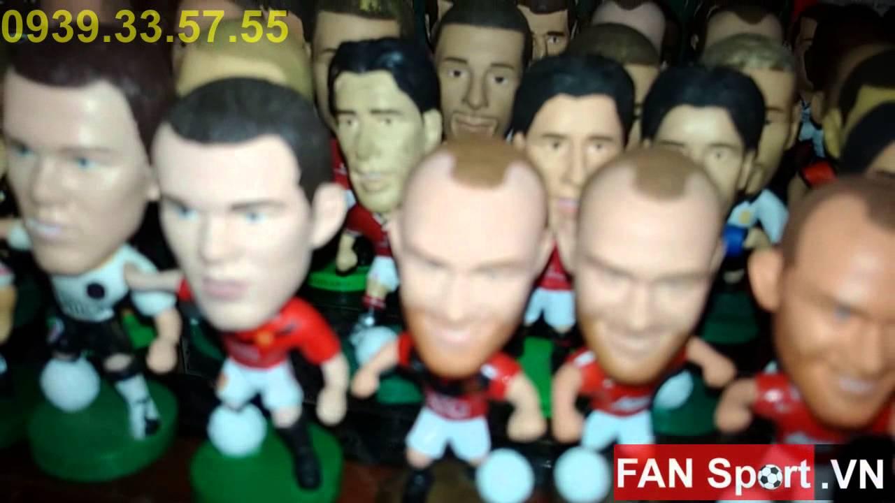 Bộ sưu tập tượng cầu thủ Manchester United tại Việt Nam – figure kodoto corinthian