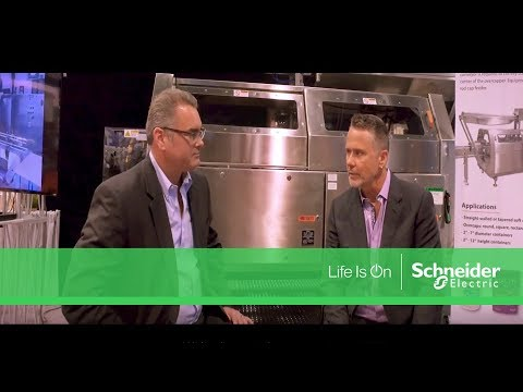 Schneider Electric DEL Packaging Video Testimonial
