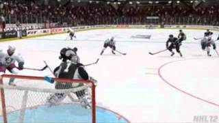 NHL 12 Highlights from week 1 of gameplay