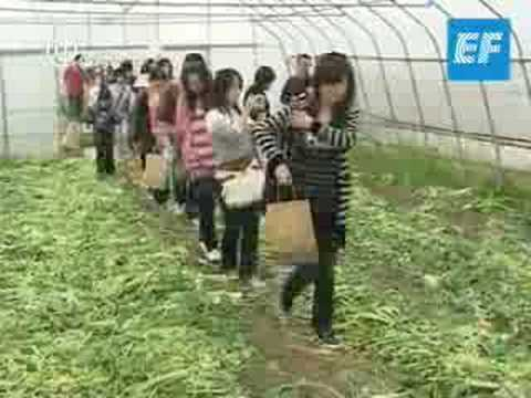 EF's Organic Farm Tour