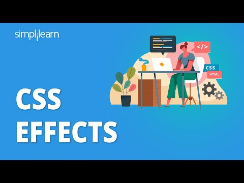 A Tutorial to Learn Some Useful CSS Effects for Your Webpage