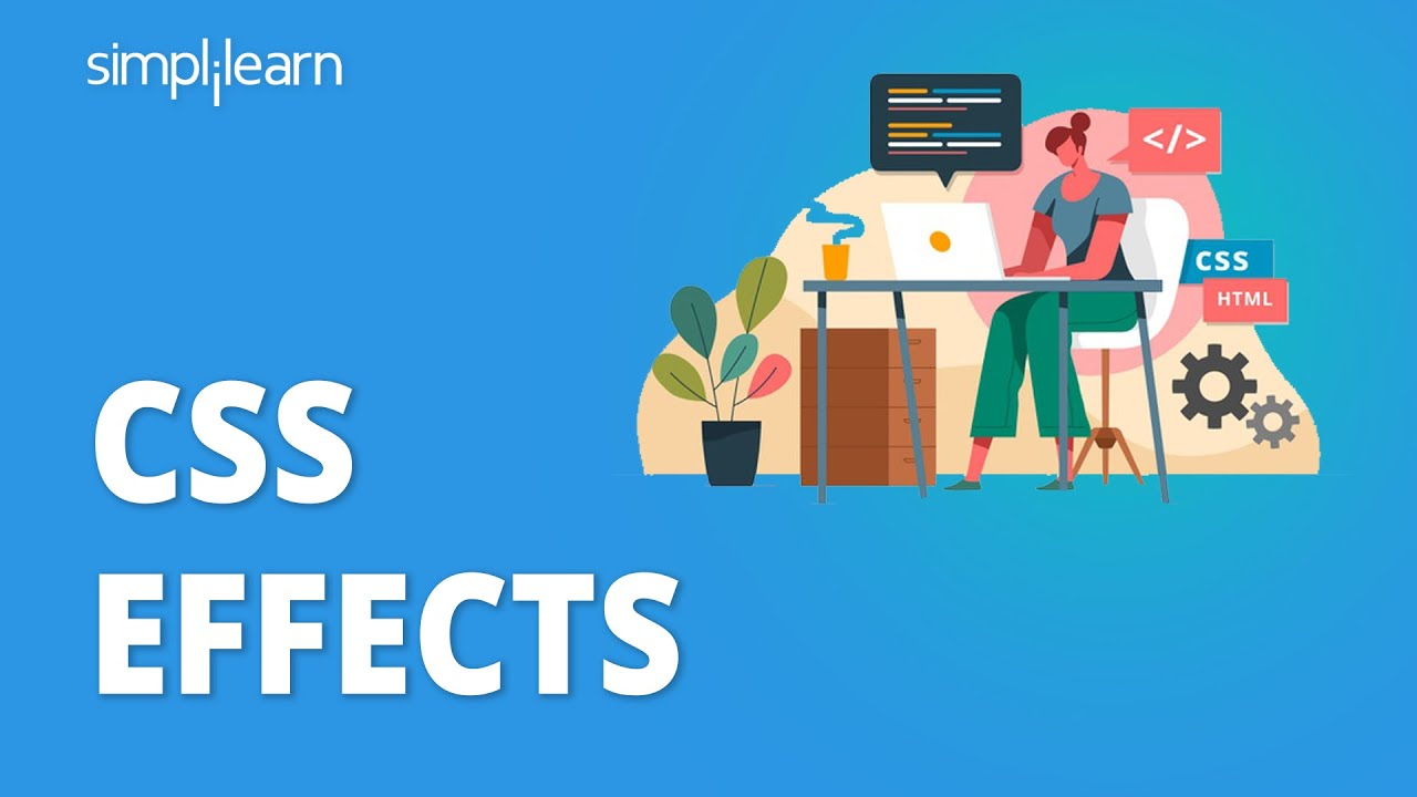 CSS Effects Tutorial | CSS Effects With Code | CSS Animation Effects Tutorial
