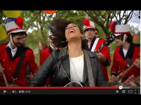 Shine - Jessica Speziale [Official Video]