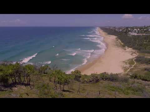 Sunshine Beach and the coastal track of Noosa National Park