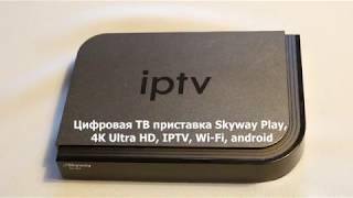 тВ тюнер Skyway Play обзор