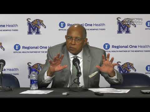 Memphis Basketball: Tubby Smith Tulsa Post Game Press Conference