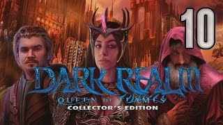 Dark Realm: Queen of Flames CE [10] w/YourGibs - EPIC DRAGON BATTLE - SECRET IDENTITY REVEALED