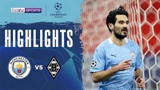 曼城 2:0 慕遜加柏   Champions League 20/21 Match Highlights HK