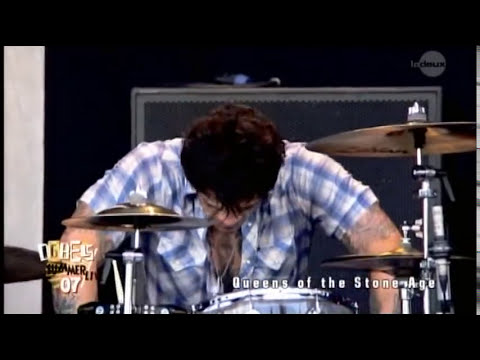 Queens of the Stone Age live @ Werchter 2007 (Full concert ...