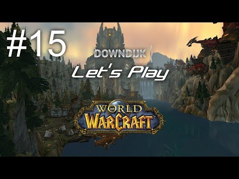 Let's Play World of WarCraft - Patch 7.3.5 Howling Fjord Leveling #15