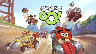 Angry Birds Go! (by Rovio Entertainment) Cinematic Trailer (iOS / Android)