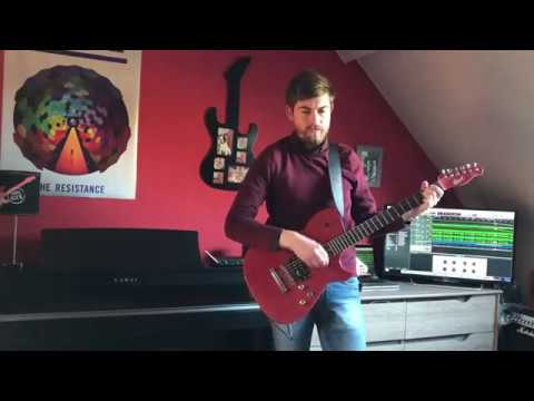 George Harrison - Ballad Of Sir Frankie Crisp (One Man Band Cover)