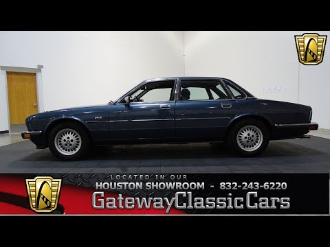 1990 Jaguar XJ6 Gateway Classic Cars #806 Houston Showroom
