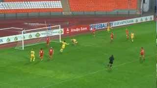 Беларусь - Украина - 0:5