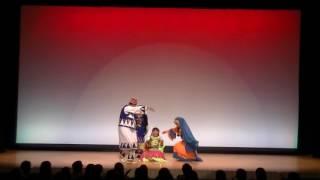 Nubian Dance  Ragaey Hussien with El Ahram troupe Hana , Chi, Miharu