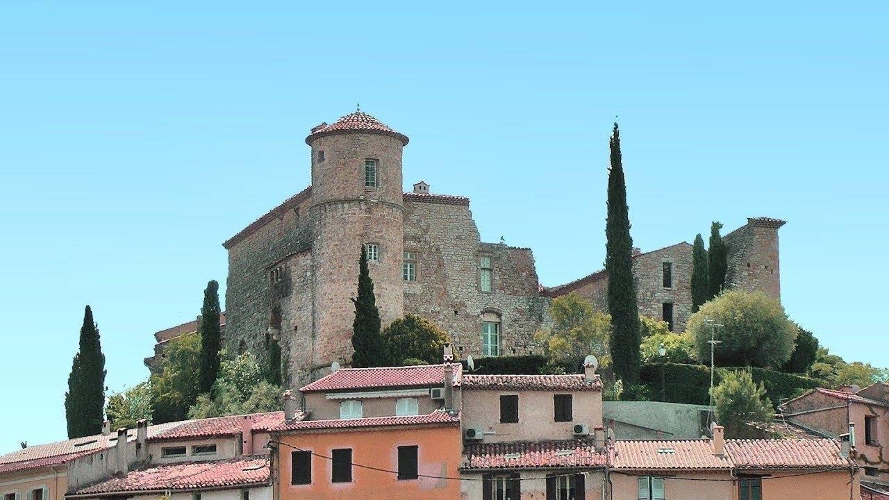 Callian (Var), Provence-Alpes-Côte d'Azur, France [HD] (videoturysta.eu)