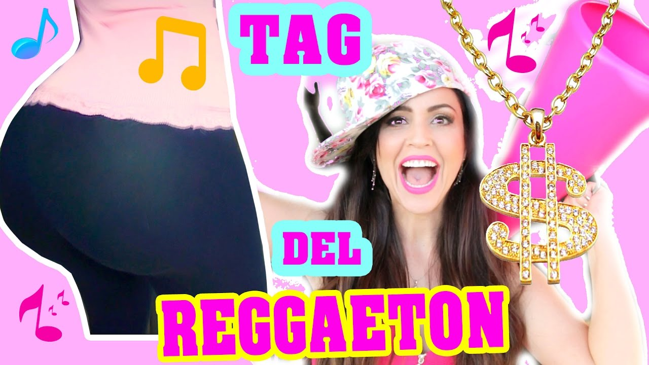 EL TAG DEL REGGAETON - SANDRA CIRES ART - YouTube