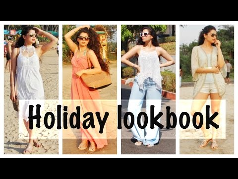 Holiday Lookbook |Summer Outfits |Goa Edit ||Diksha Vohra