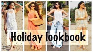 Holiday Lookbook |Summer Outfits |Goa Edit ||Diksha Vohra