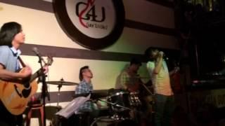Độc Thoại - Tú Xỉn Violon ft G4U BAND cực đỉnh (18-4-14)