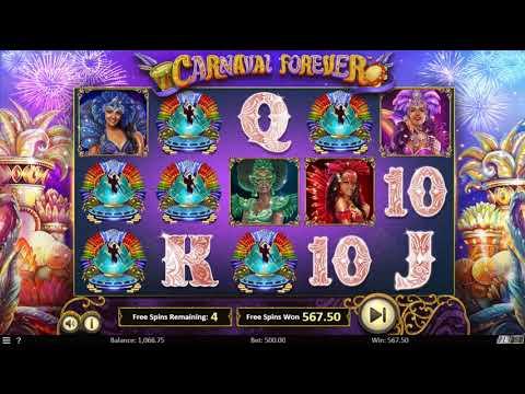 Игровой автомат Carnaval Forever (Betsoft)
