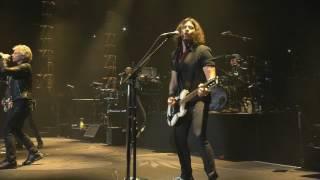 Bon Jovi performing at Xcel Energy Center March 27, 2017