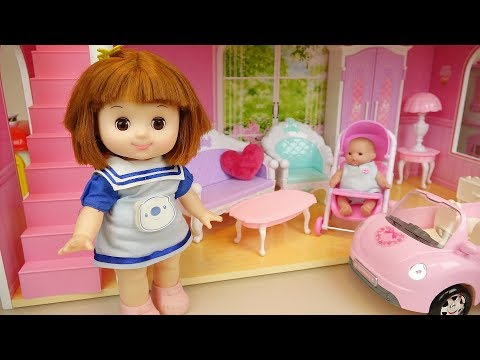 Baby doll big play house baby Doli toys