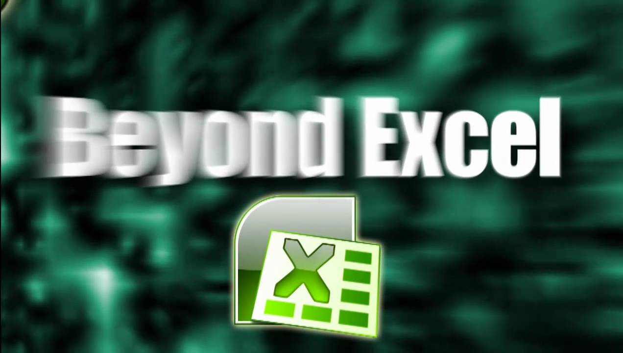 Beyond Excel Animating A Logo In Excel W Vba