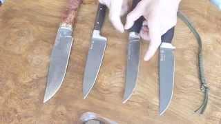 Измерение твердости стали ножей Твердомером ТК 2 #1(, 2014-03-30T08:35:37.000Z)