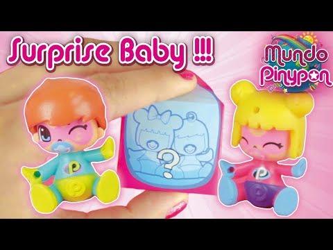 Bambini e neonati del Mondo Pinypon! MIX is MAX - Pinypon in italiano