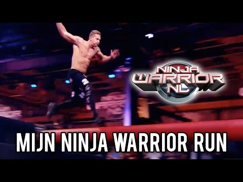 MIJN NINJA WARRIOR RUN + COMMENTARY