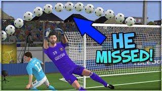 What Was He Doing!?!! : Dream League Online Series #36 : Dream League Soccer 2018