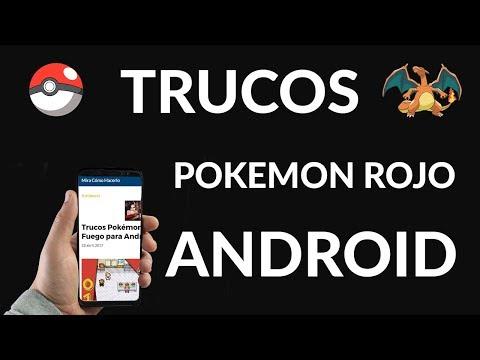 Cheats y Trucos Pokémon Rojo Fuego para Android
