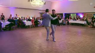 Martin Maldonado & Maurizio Ghella (1) - Toronto Tango Festival 2018
