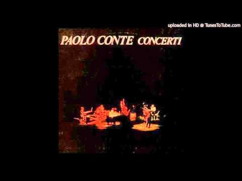La fisarmonica di stradella - Paolo Conte - live