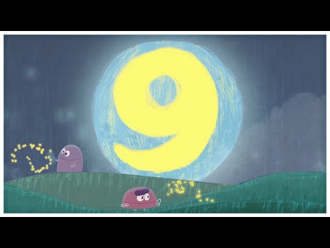 """""""The Number Nine,"""" Number Songs by StoryBots"""
