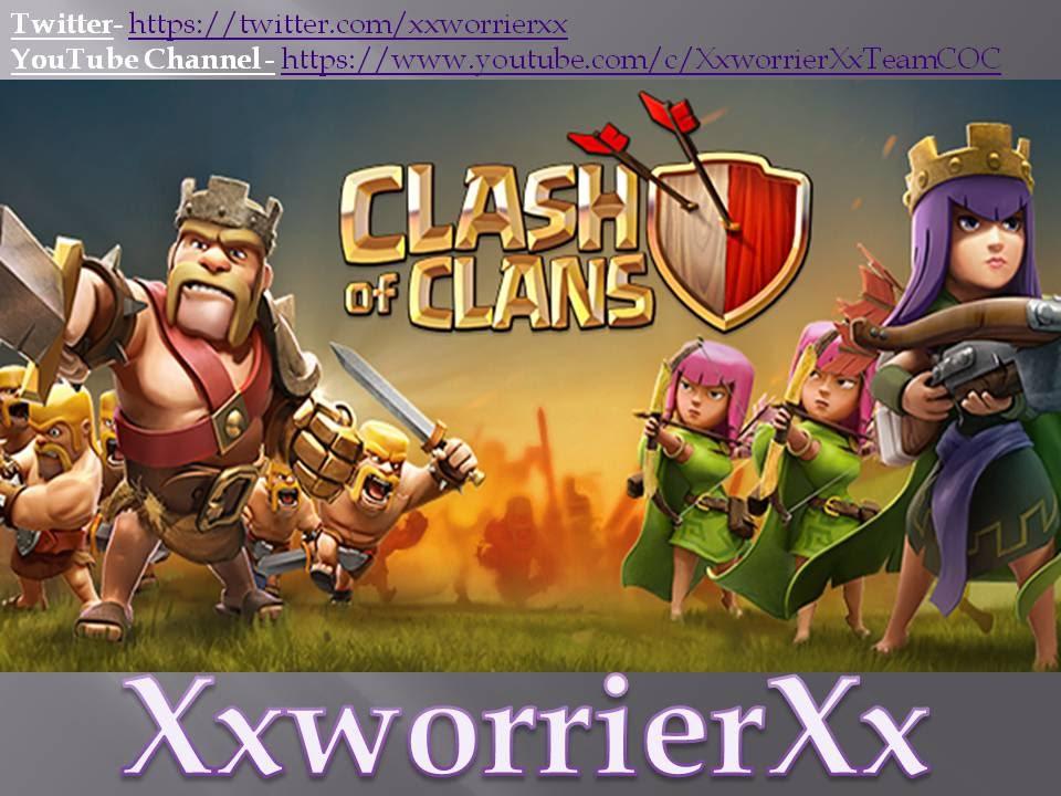 Clash Of Clans - XxworrierXx-Team - Magazine cover