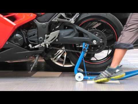 Kawasaki Ninja Paddock Stand Doovi