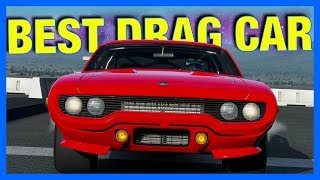 Forza Motorsport 7 : FASTEST DRAG CAR!! (Forza Science)