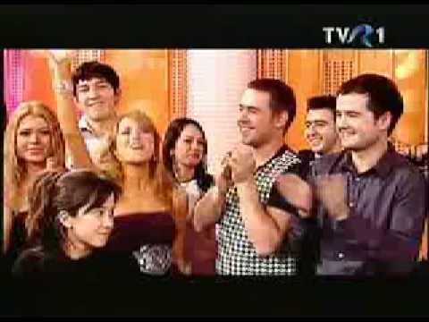Elena Gheorghe - The Balkan Girls(fan clip)  Eurovision 2009