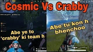 Download #PUBG #Cosmic #Crabby Cosmic Squad Vs Crabby Squad | Pk Gamer in same Lobby | Shaktimaan Gaming Mp3 and Videos