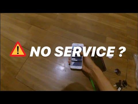 Mengatasi iphone sim tidak didukung || Tutorial setting rsim 14!!.