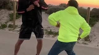 Action in Perth Guru Randhawa Ravinder Sonu