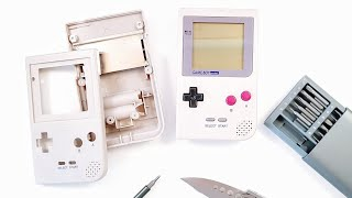 Fixing a Broken GameBoy Pocket from Ebay!